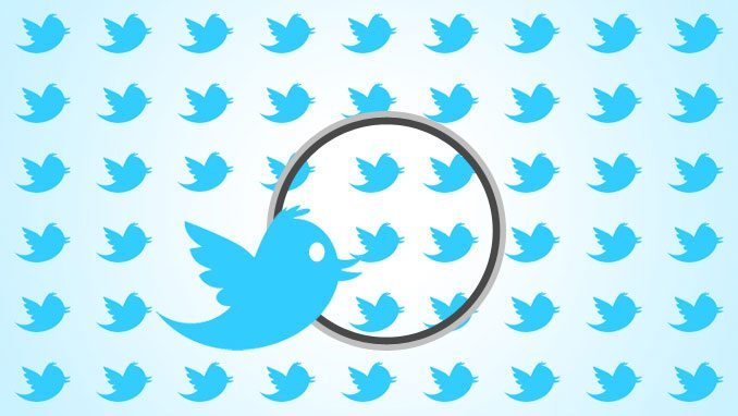 How to find Twitter Followers