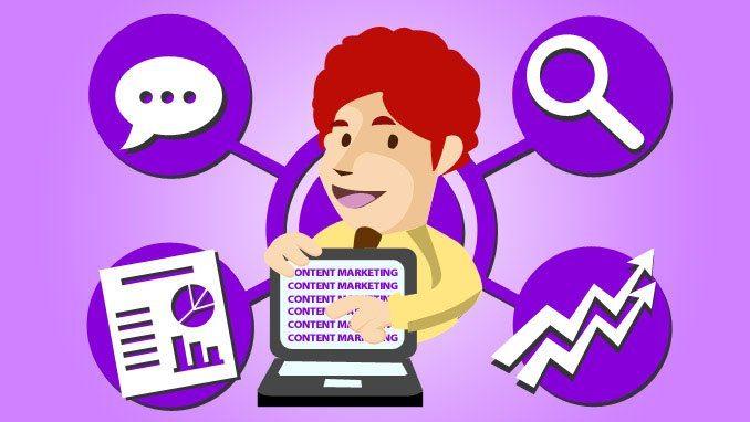 Explaining Content Marketing