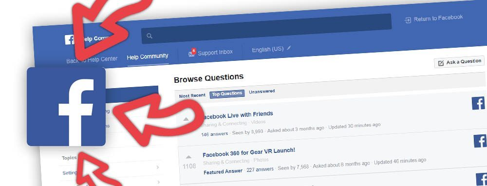 Facebook Tips - Fans from Forums