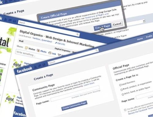 How To Set Up a Facebook Business Page – Part 1 – Overview