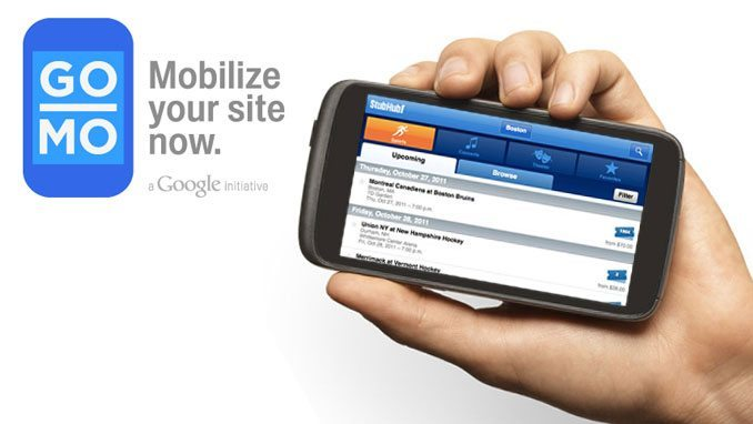 Go Mo Mobile testing tool