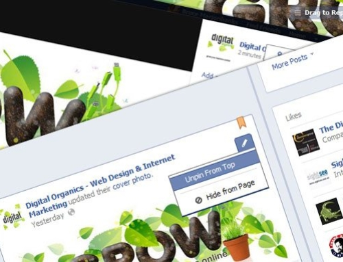 Add a Facebook Cover Image
