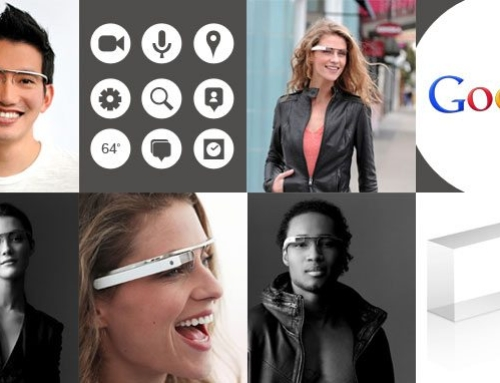 Google Promises Augmented Reality Through Futuristic Glasses
