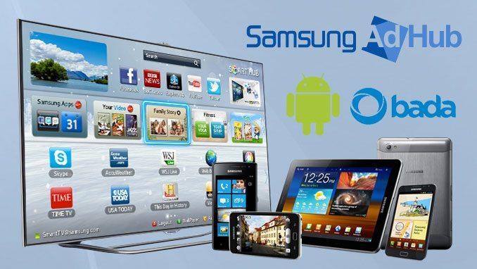 Samsung adhub market new mobile advertising platform for Mobili ad trend