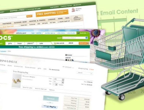 Email Strategies to Market to Abandoned Shopping Cart