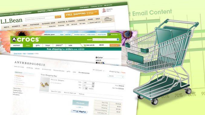 Abandoned Shopping Carts Marketing