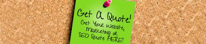 Get a Quote from digital marketing web design agency
