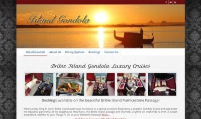 island gandola website