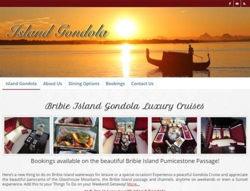 Island Gondola on Bribie