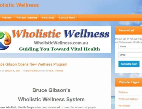 Wholistic Wellness