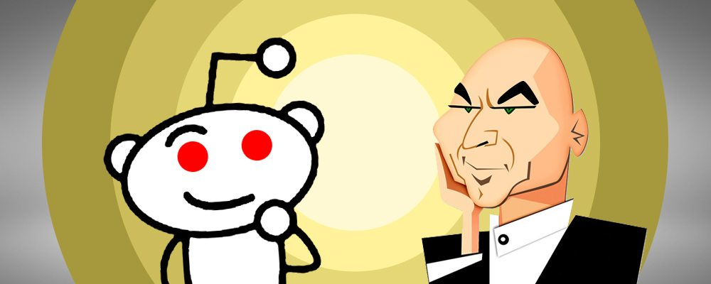 5 Life Lessons Sir Patrick Stewart Shared During his Reddit AMA
